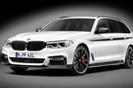 BMW распространила фотографии нового универсала 5-Series Touring M Performance