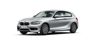 BMW 1 Series 3dr (F21)